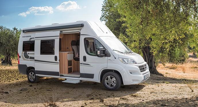 Der Neue Kastenwagen Carabus Kompakt Wendig Flexibel