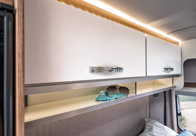 CaraTour | Interieur, Stoffe, Ausstattung und Design