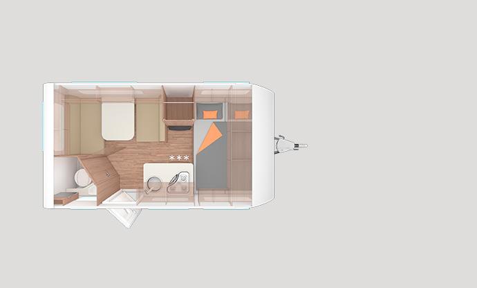 Wohnwagen Weinsberg Etagenbett : Der neue wohnwagen caraone kompakt flexibel sicher
